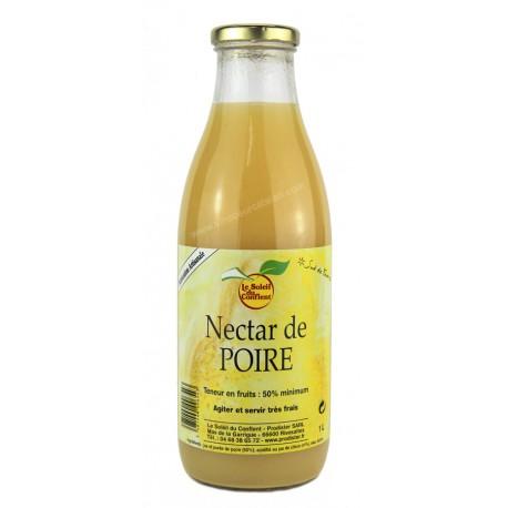 Soleil du Conflent - Nectar de poire