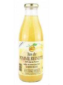 Soleil du conflent - Jus de Pomme Reinette