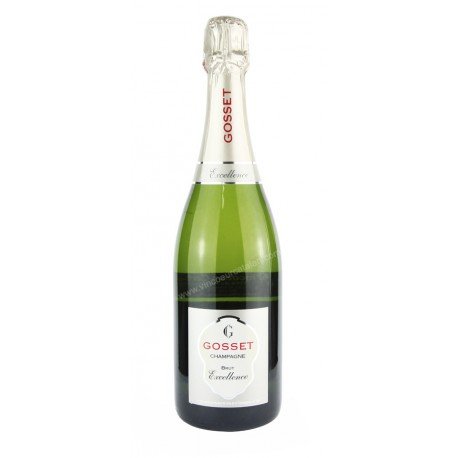 Champagne - Gosset Grande Réserve