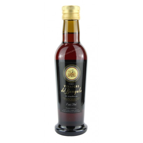 Abbé Rous - Vinaigre de Banyuls 0.25L
