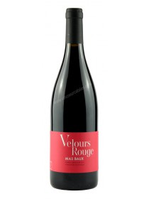 Mas Baux - Velour rouge 2015