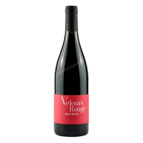 Mas Baux - Velour rouge 2015