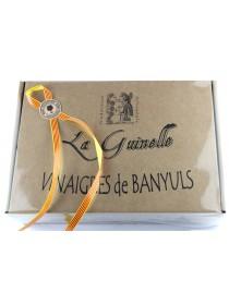 Coffret cadeau - vinaigres de La Guinelle
