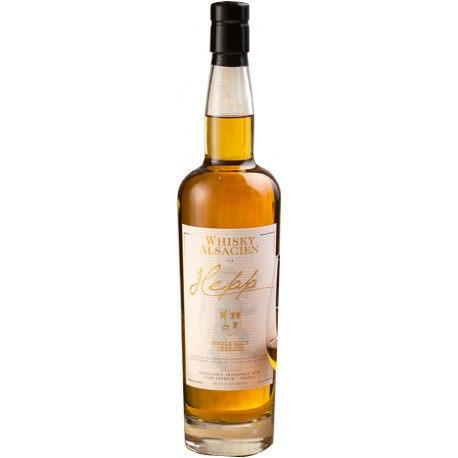 Hepp - Whisky alsacien Single Malt