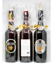Bière Cap d'Ona - Coffret 3 bières PAPA EXPERT 0.75L
