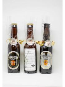 Bière Cap d'Ona - Coffret 6 bières PAPA ECLECTIQUE 0.33L