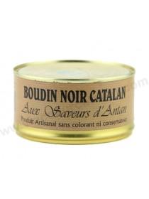 Aux Saveurs d'Antan - Boudin noir Catalan