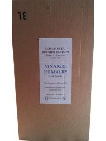 Vinaigre de Maury - Dernier Bastion cubi 3L