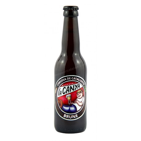 La Canya - Brune 0.33L