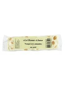 Aux Saveurs d'Antan - Nougat aux amandes et au miel
