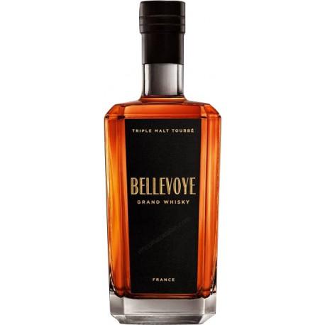 Whisky Bellevoye - noir