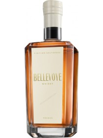 Whisky Bellevoye - blanc