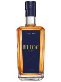 Whisky Bellevoye - bleu