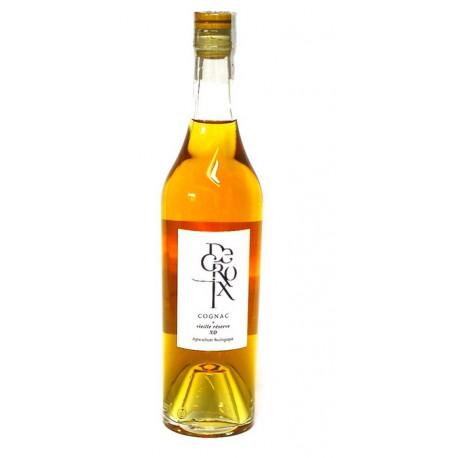 Decroix - Cognac Vieille réserve XO 0.70L