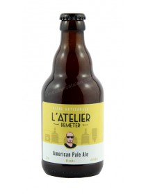 Brasserie Atelier Demeter - Américan Amber Ale 0.33L