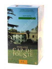 Cap de Fouste - Fontaine à Vin - Rouge 5L