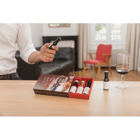 Coffret cadeau - Échantillons 6 bouteilles 2cl