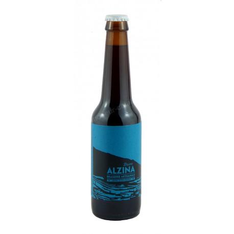 Brasserie Alzina - brune 0.33L