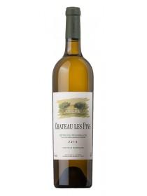 Dom Brial - chateau les pins vin blanc