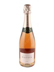 Champagne Haton - Rosé 0,75L