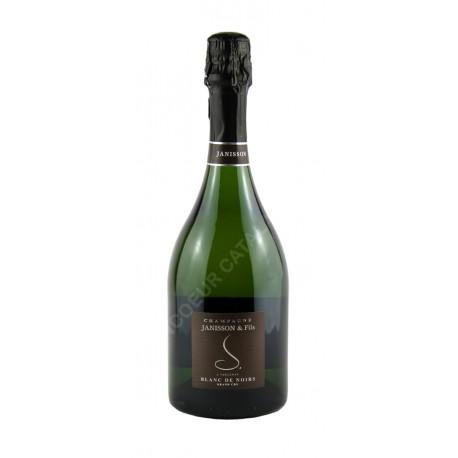 Champagne Janisson - Blanc de noir 0,75L