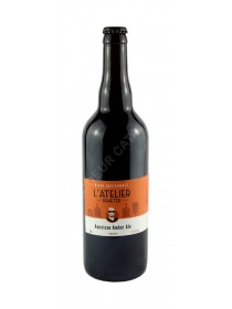 Brasserie Atelier Demeter - Américan Amber Ale 0.75L