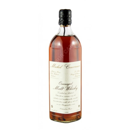 Michel Couvreur - Whisky Overaged Malt Whisky 0.70L