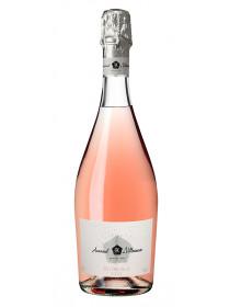 Arnaud de Villeneuve - Fines en bulles rosé