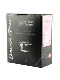 Domaine Saint Thomas - Vin de France Rosé 3 Litres