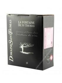Domaine Saint Thomas - Vin de France Rouge 3 Litres