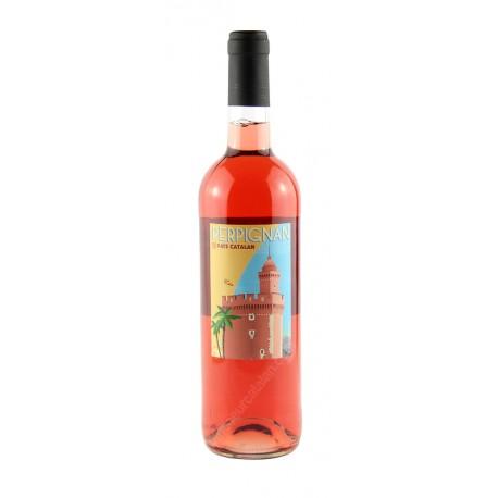 Abbé Rous - Carte Postale rosé