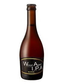 Bière Cap d'Ona - Wood Aged - Blonde 10° - 0.33L