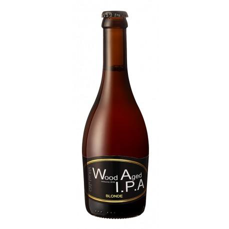 Bière Cap d'Ona - Wood Aged I.P.A - Blonde - 0.33L