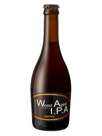 Bière Cap d'Ona - Wood Aged I.P.A - Ambrée - 0.33L