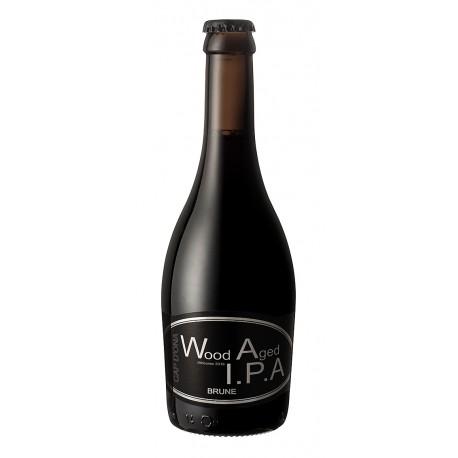 Bière Cap d'Ona - Wood Aged - Brune 10° - 0.33L