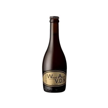 Bière Cap d'Ona - Wood Aged -VDN - Blonde 10° - 0.33L