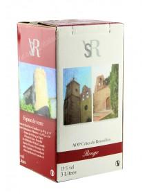 Vignoble Sud Roussillon - Laure de Nyls rouge