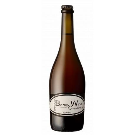 Bière Cap d'Ona - Barley Wine - Chardonnay - 0.75L