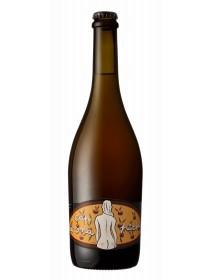 Bière Cap d'Ona - Blanche à la Pêche Bio 0.75L