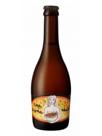 Bière Cap d'Ona - Blonde à l'abricot 0.33L