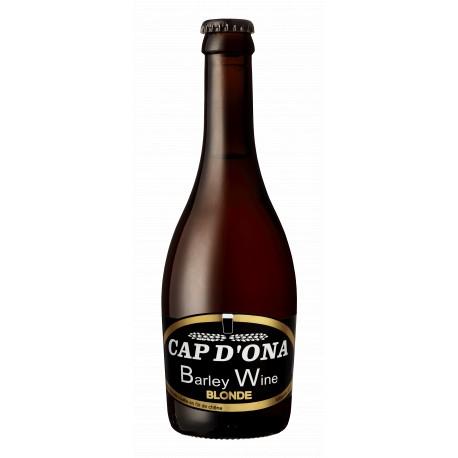 Bière Cap d'Ona - Barley Wine - Blonde - 0.33L