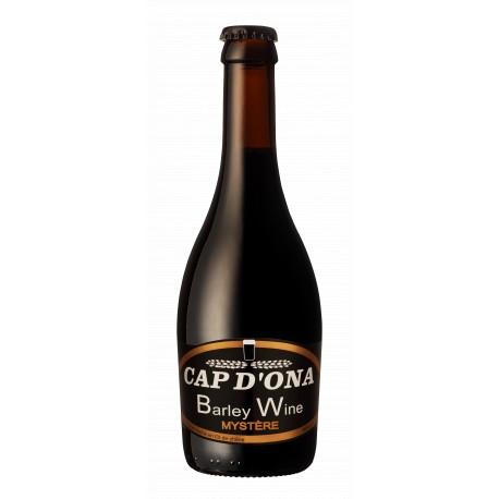Bière Cap d'Ona - Barley Wine - Mystère - 0.33L