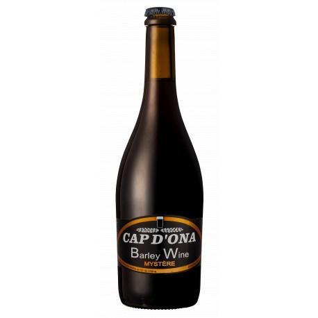 Bière Cap d'Ona - Barley Wine - Mystère - 0.75L