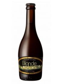 Bière Cap d'Ona - Bière Blonde de Noël Bio 0.33L