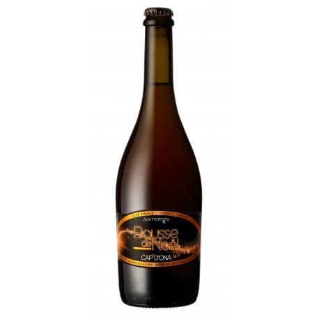Bière Cap d'Ona - Rousse de Noël aux Marrons 0.75L