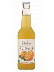 Bulles d'Orange - Soda Bio - Cap d'Ona - 0.33L