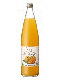 Bulles d'Orange - Soda Bio - Cap d'Ona - 0.75L