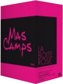 Mas Camps - Fontaine à Vin - Rosé - 10L