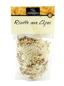 La Boutique du Champignon - Risotto aux Cèpes