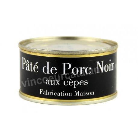 La Ferme du Mont Capell - Pâté de Porc Noir aux Cèpes